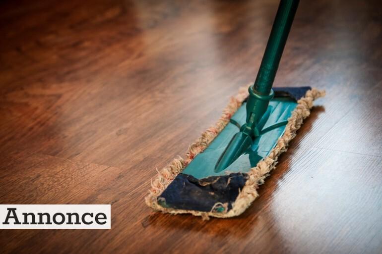 5 rengøringsprodukter du altid bør have stående